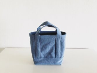 TOTE BAG (S) / bluegrayの画像
