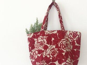 ショルダー❤︎花柄bagの画像