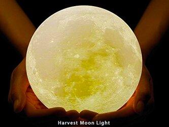 Harvest Moon Light - 恵みを齎す月 - / 月ライト(大)の画像