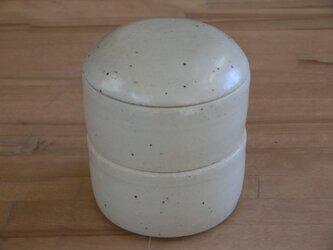 二段重フタもの容器の画像