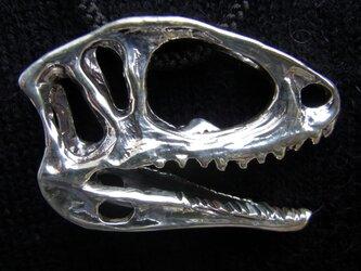 ティラノサウルス ペンダントヘッドの画像