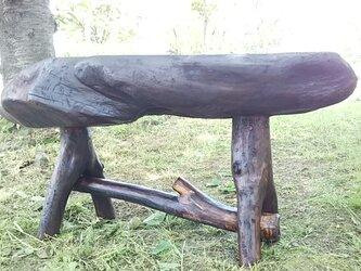 流木テーブルK (中型)の画像