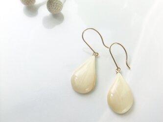 k10✼Makkoh pierced earrings 92033の画像