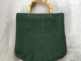 『hibi』Grid Bag (2Line)の画像