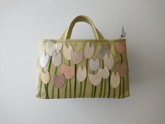 wakakusa tulip standard bagの画像
