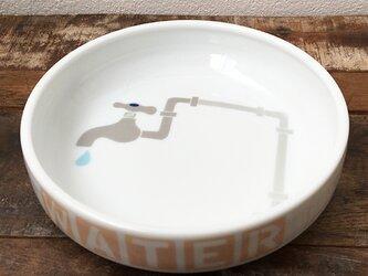 蛇口 スタック鉢 水飲みボウル M/15cm ★ ペット 犬 猫 フェレットの画像
