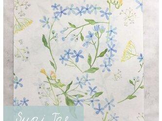 Blue star letter B5 〜ブルースターのレターセット〜の画像