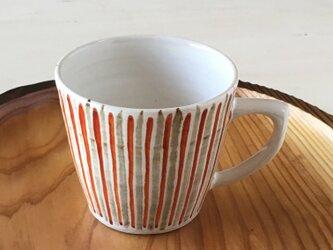 ストライプカップの画像