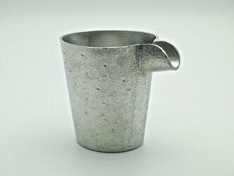 錫製 片口の画像
