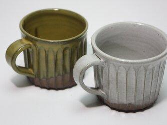 マグカップ(2個セット)  J503の画像