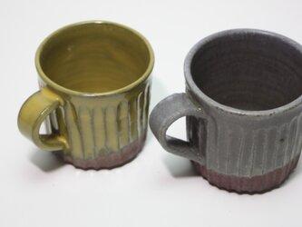 マグカップ(2個セット)  J504の画像