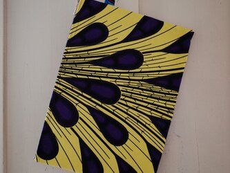 アフリカンプリント PCケース featherの画像