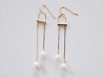 Onpu earringsの画像