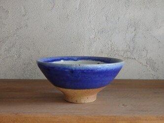 4寸碗・blueの画像