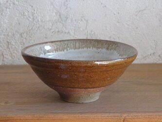 4寸飯碗・アメの画像