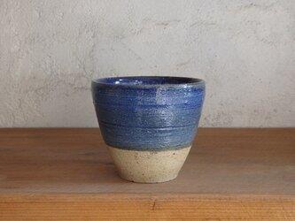 石土カップ・紺の画像