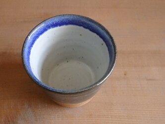 そばちょこカップ・navyの画像