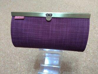 長財布(なごみ 紫)の画像