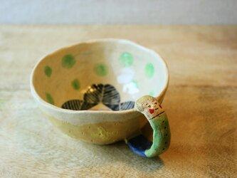 ウキウキなマグカップの画像