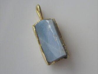 糸魚川産の青翡翠の画像