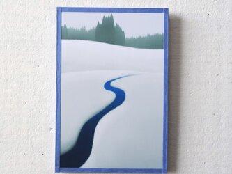 ミニパネル「Snowfirld」の画像