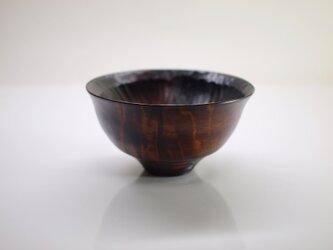 小茶椀「赤気」の画像