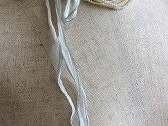 淡水pearlの4連ネックレスの画像