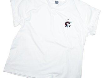 ボディーから当店オリジナル!本の王様 book king Tシャツ レディース フリー Tcollectorの画像