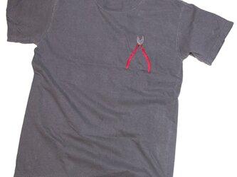 父の日のギフトに!ニッパー 刺しゅう Tシャツ ユニセックスS〜XLサイズ Tcollectorの画像