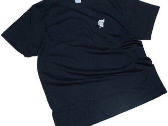 父の日のギフトに!あらいぐま 刺しゅう Tシャツ ユニセックスS〜XL、レディースS〜L Tcollectorの画像
