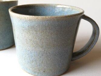 松灰釉マグカップ2の画像