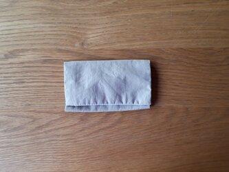 布製名刺入れの画像