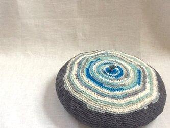 mixカラー・コットンベレエ帽の画像
