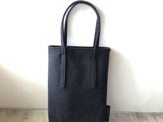 miniバッグ/ブラックの画像