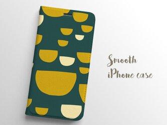 手帳型スマホケース《ベルト無し》 cara_052の画像