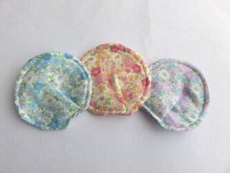 再販*送料無料*母乳パッド3組セット*YUWA小花柄の画像