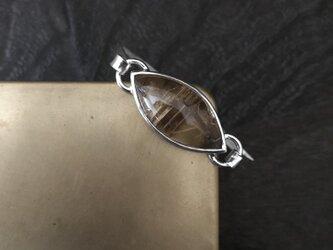 Rutile quartzのBangleの画像