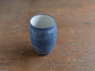 インディゴ ビアカップの画像