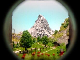 ボトルスコープ スイス マッターホルン の画像