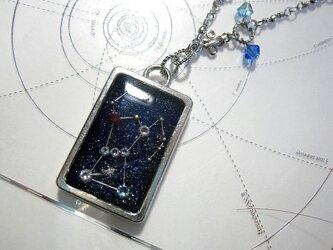 バッグチャーム『銀河の車窓から』・オリオン座の画像