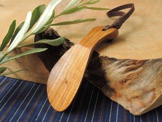 木守の靴ベラ、携帯用 №4の画像