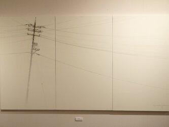電柱の画像