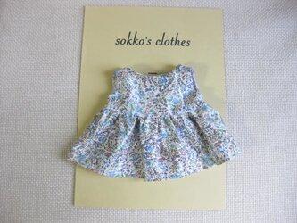 sokko's Dress 小花柄のワンピーススカートの画像