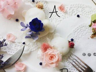 結婚式  プチギフト  くまさんの贈り物❤︎アロマワックスサシェ  ✳︎受注製作✳︎の画像