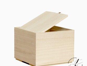 桐の野菜保存箱 Sの画像