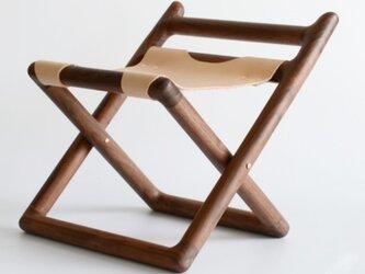 オーダーメイド 職人手作り 子供用折りたたみスツール スツール おしゃれ 北欧 モダン スクエア 椅子 サイズオーダー可の画像