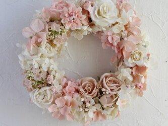 a pleasant dream wreathの画像