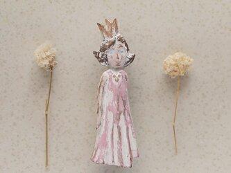 ブローチ 小さなお姫様 (ボックス付き)の画像
