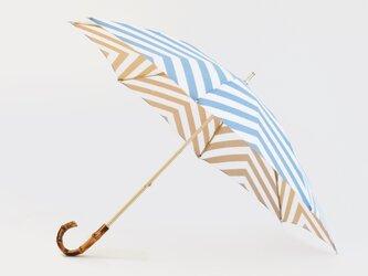 手ぬぐい日傘 かさねの色目〜山眠る〜の画像