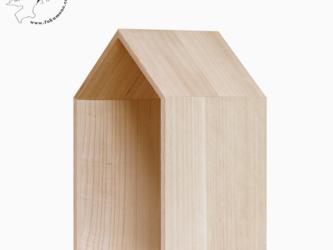 桐のブックハウスS ブックエンドの画像